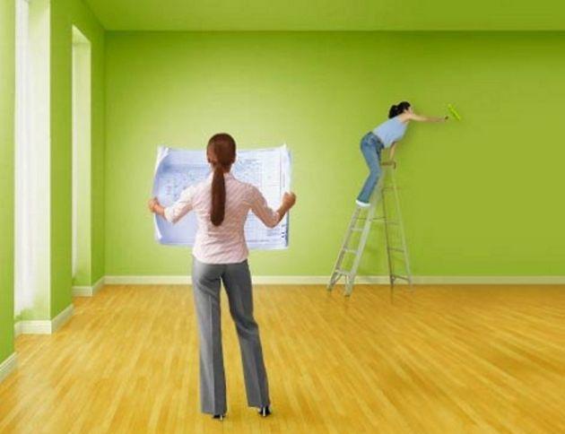 Как начать ремонт квартиры, офиса?
