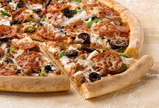 Вкусная пицца на ваш вкус