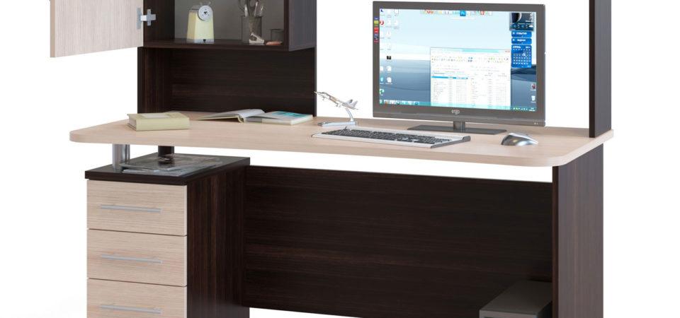 Современные компьютерные столы для Вашего удобства