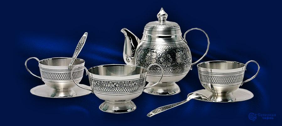 Серебряные изделия в наши дни