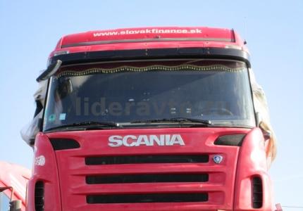 Кабина для авто Scania, элементы.